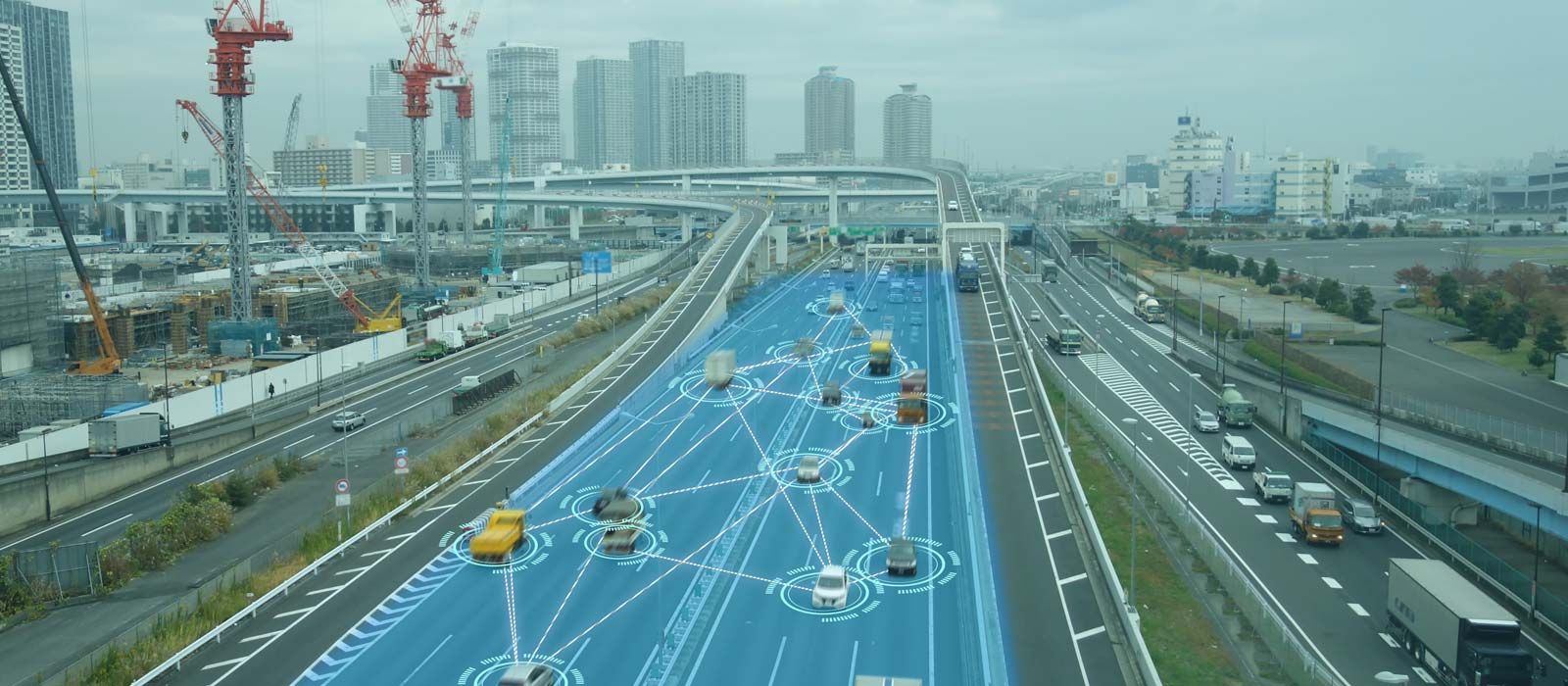 Roads of the Future – How the IoT Will Change How We Travel