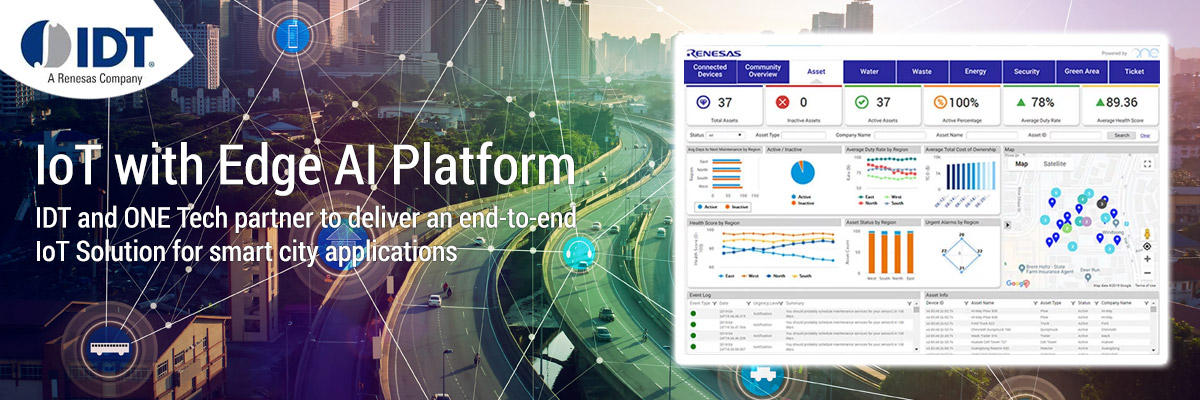 End-to-End Smart City Solution