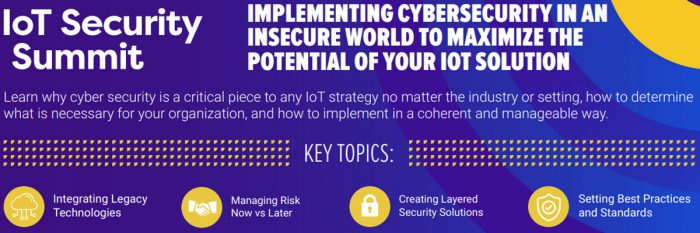 IoTセキュリティサミット
