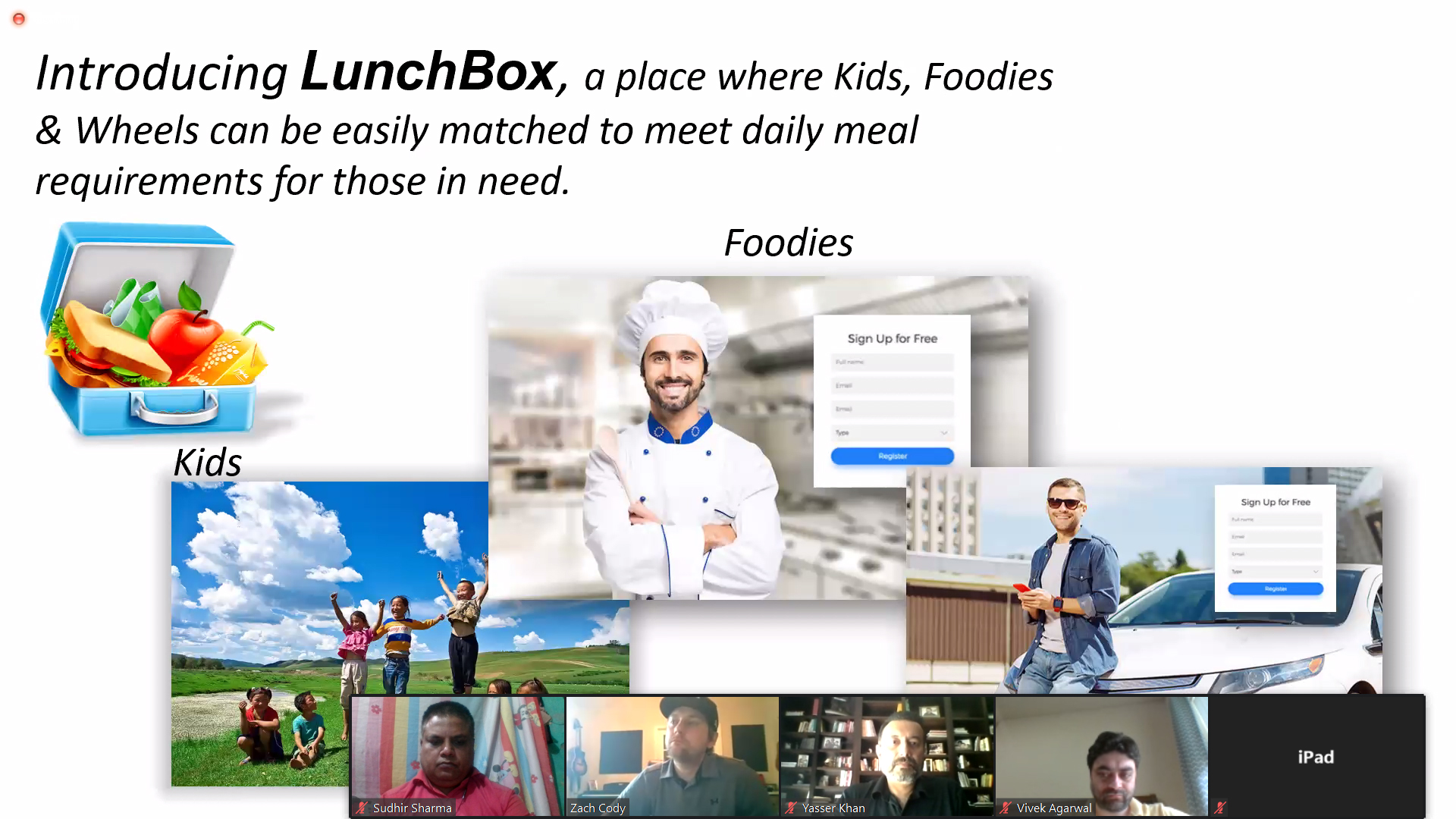 Introducing LunchBox