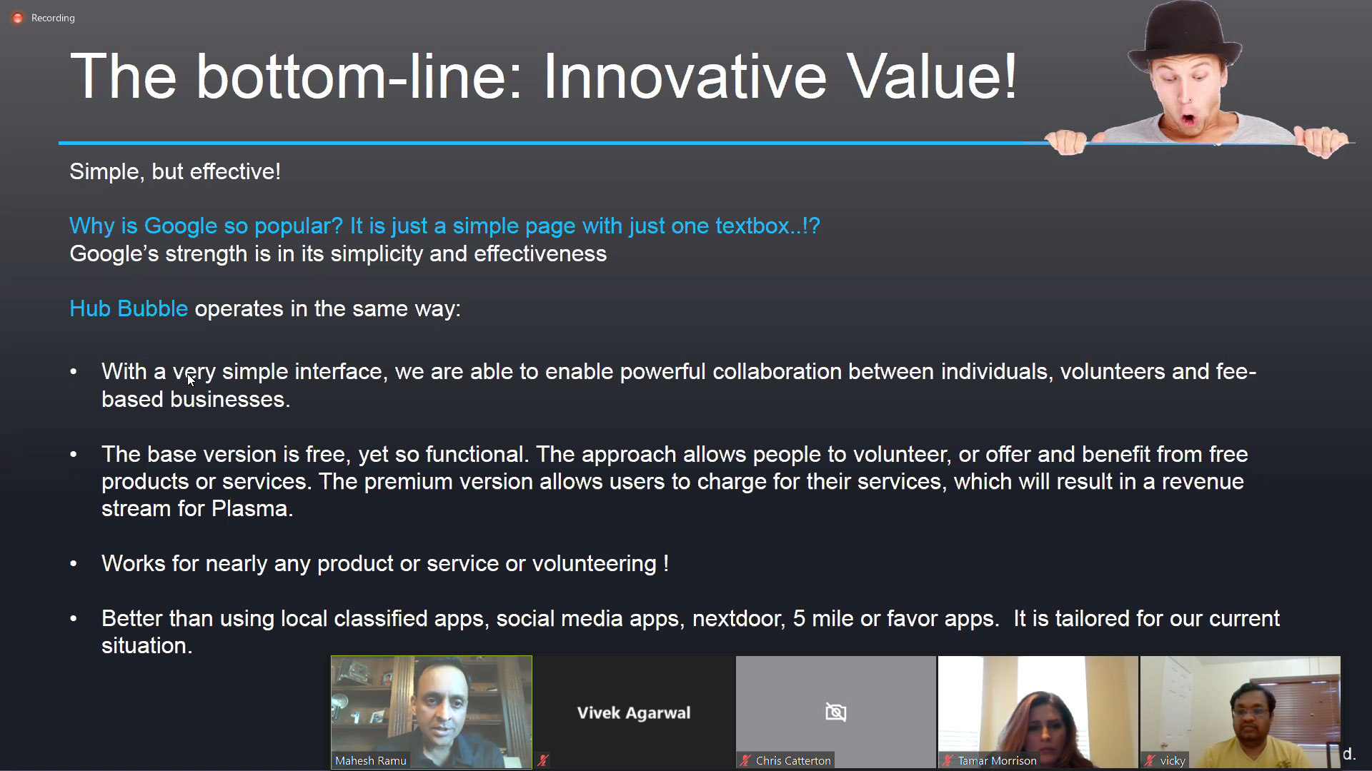 Innovative Value