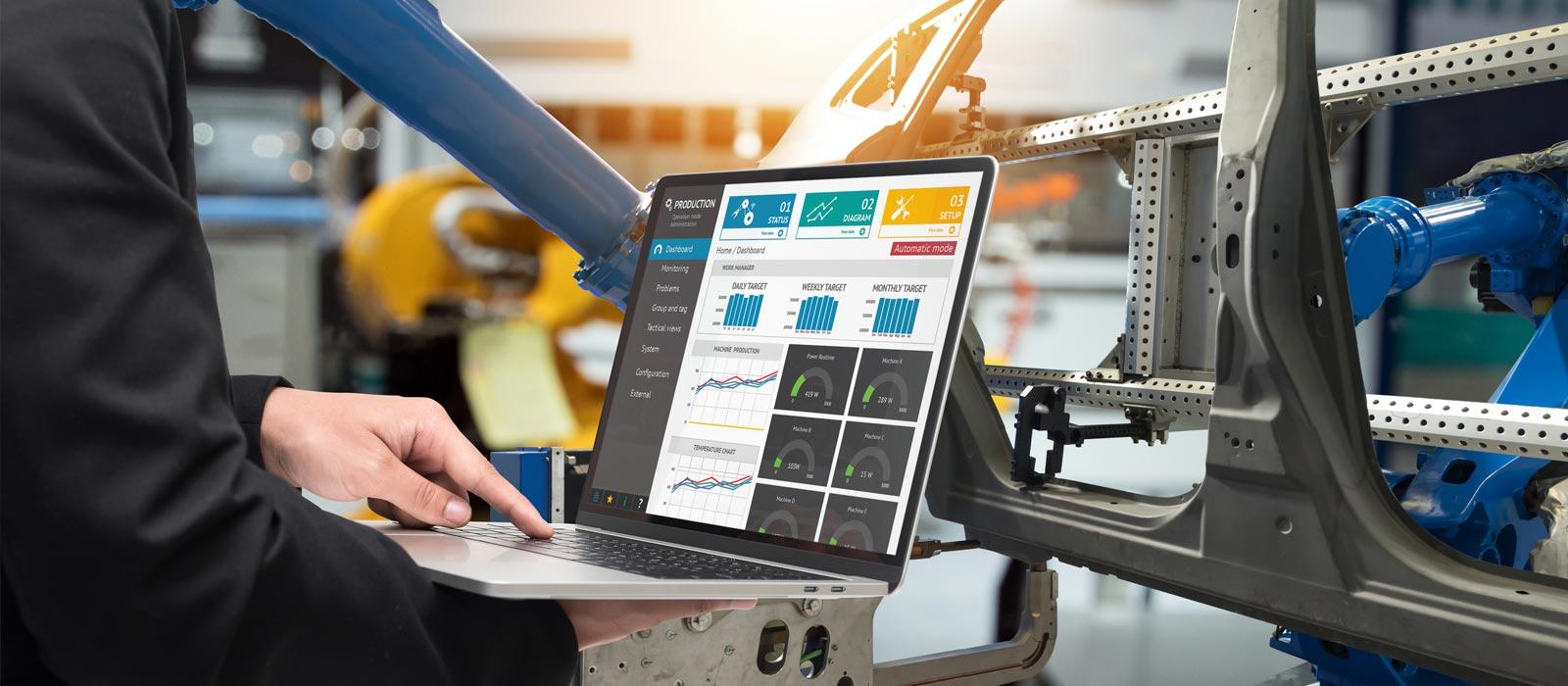 Assembly Line Monitoring Using Advanced AI Technology