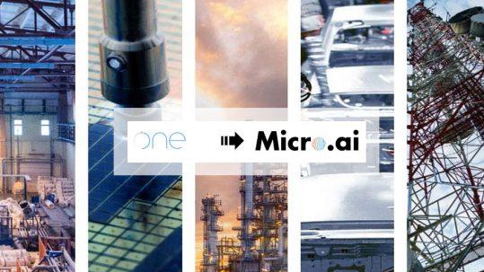One Tech Becomes MicroAI